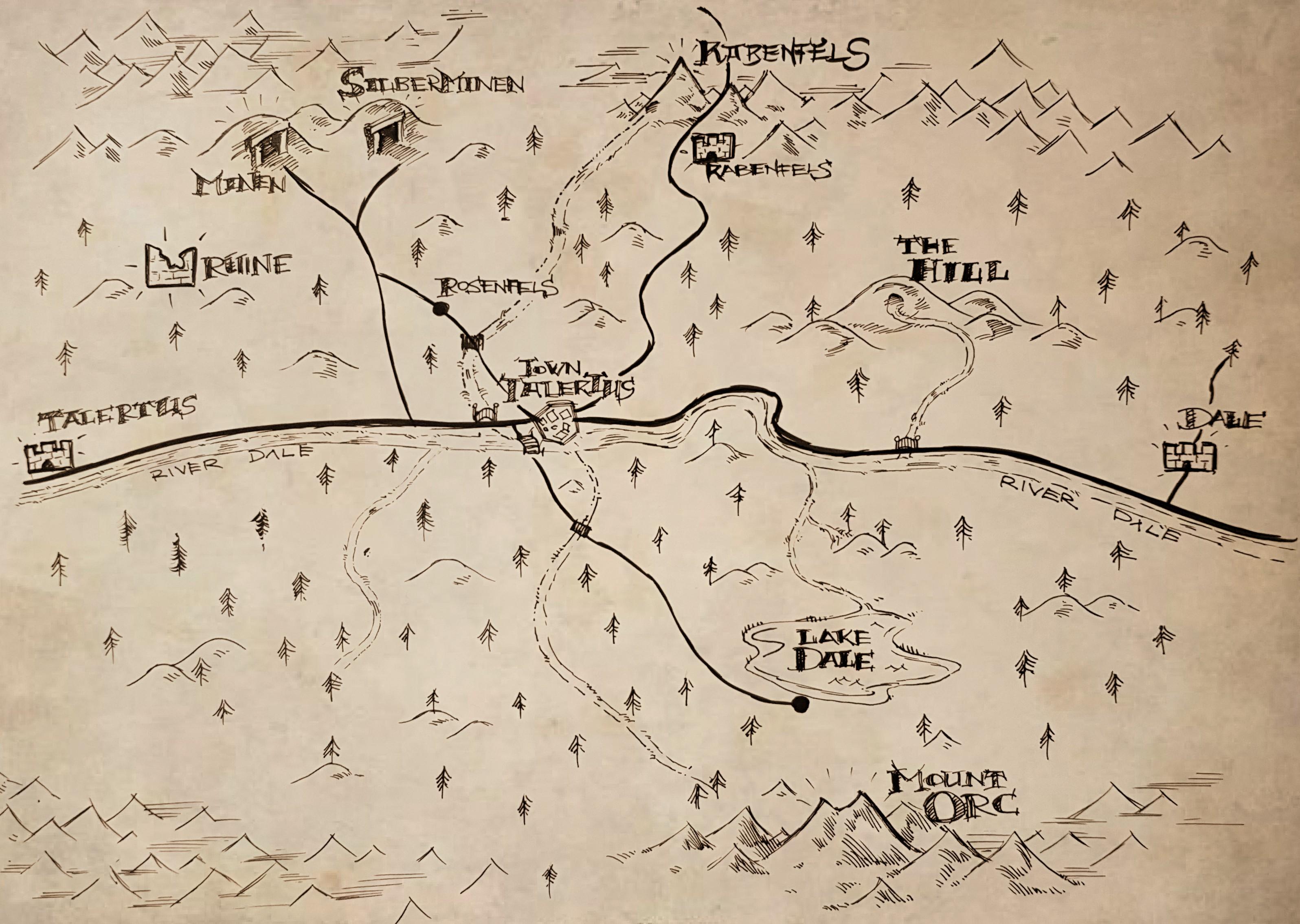 Das Tal (zum Vergrößern klicken)